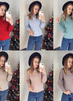 Стильний светр 101721