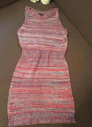 Прикольное летнее платье-туника
