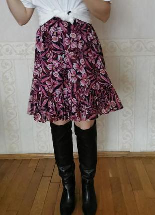 Платье в розовый цветок other stories