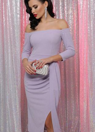 Платье люрекс
