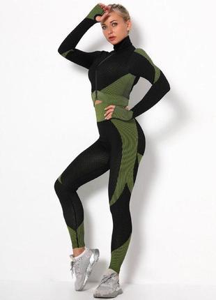 Трендовый костюм для спорта
