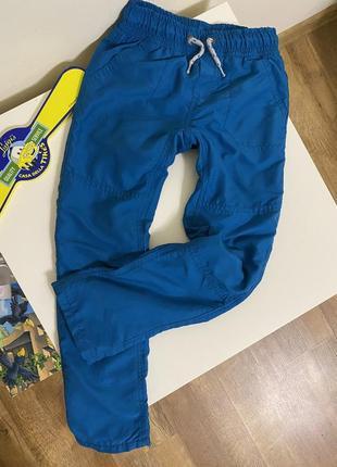 Штаны брюки на флисе palomino 128