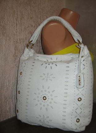 Итальянская кожаная сумка торба натуральная кожа италия