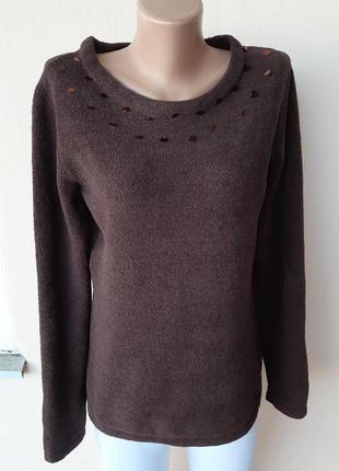 Мягусенький свитерок