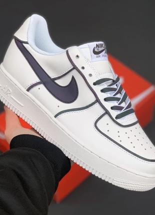 Nike air force 🍏 стильные мужские кроссовки найк форси