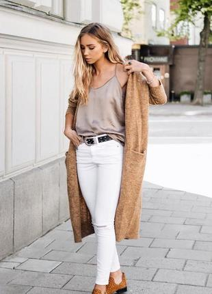 Topshop женственная блузка в бельевом стиле