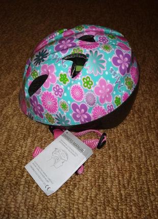 Шлем детский raleigh велосипедный для роликов размер xxs