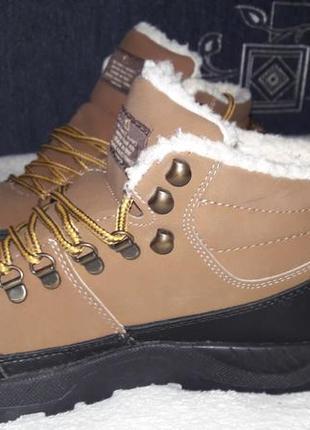 Зимние ботинки ⛄