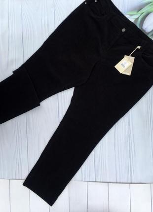 Шикарные вельветовые джинсы большого размера bhs