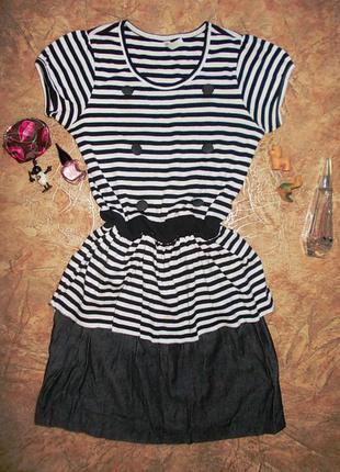Трикотажное платье на 12-14 лет, 100% cotton