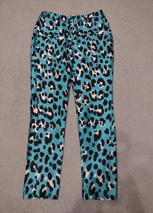 Новые брюки теплые (шерсть + шелк) michael kors оригинал