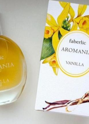 Самая низкая цена , дешевле нет 💣💣💣❗туалетная вода aromania vanilla