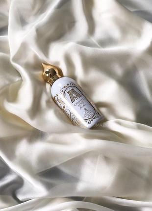 Attar collection  crystal love for her распив