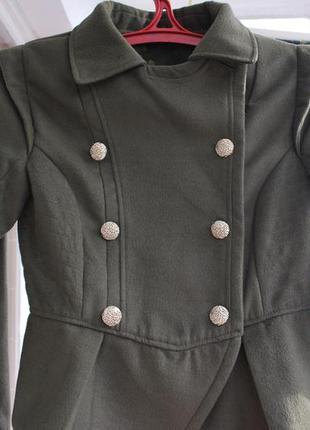 Пиджак милитари