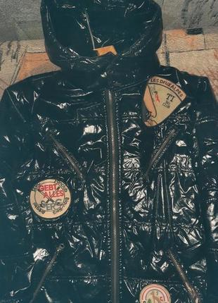 Куртка демісезанна єврозима 140-150см