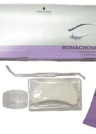 Schwarzkopf professional igora bonacrom краска для бровей и ресниц