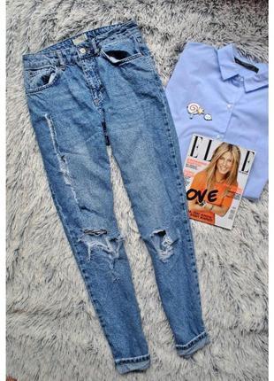 Mom джинсы от topshop