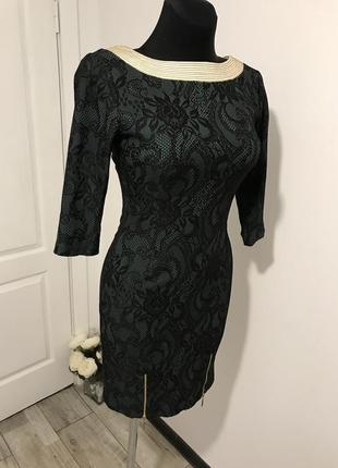Ізумрудна сукня , красивое платье
