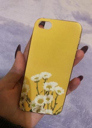 Милый чехол на iphone 5c/5s/se