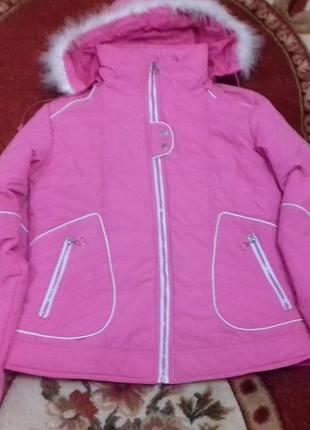 Зимова куртка xl в ідеальному стані