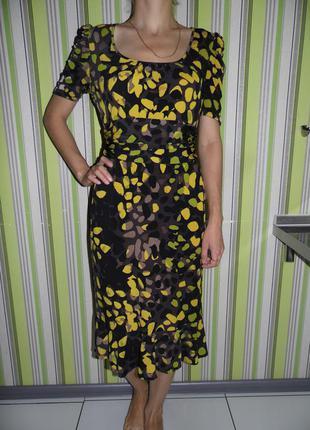 Платье - betty jackson . black - uk 8 - англия!!!