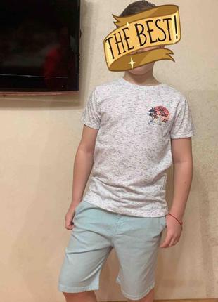 Комплект шорты и футболка, шорты и футболка