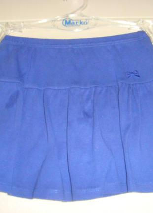 4 юбки на девочку от 3 до 4, 5 лет, для садика.