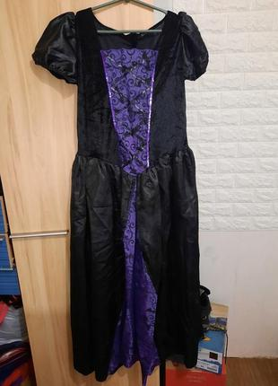 Карнавальный костюм волшебницы для аниматоров