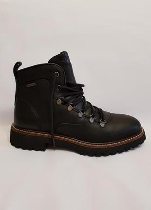 Geox respira мужские ботинки кожа оригинал