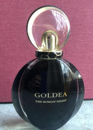 Goldea the roman night eau de parfum bvlgari/ парфумована вода