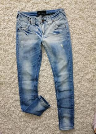 Классные женские джинсы crafted 30 в прекрасном состоянии