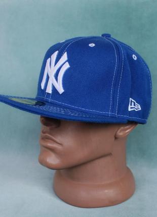 New era® yankees бейсболка снепбек кепка
