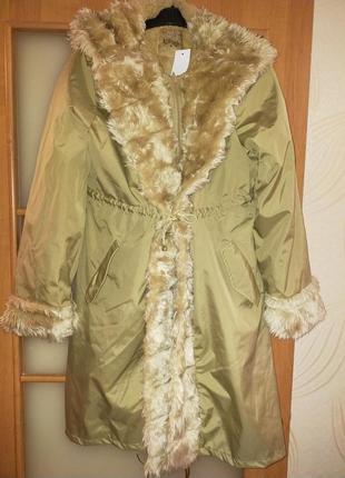 Куртка /парка р.48