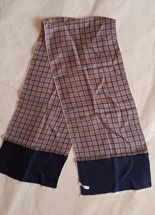 Итальянский шелковый шарфик