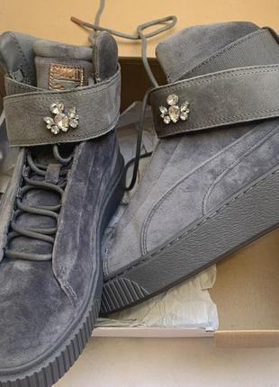 Puma осенние ботинки
