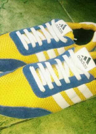 Крутые кроссовки adidas!