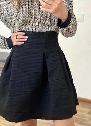 Плотная юбка h&m