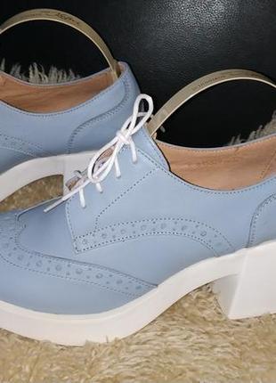Tuto шкіряні туфлі