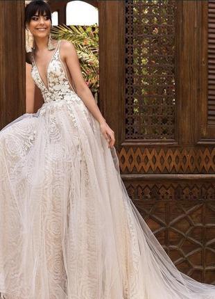 Весільна сукня crystal design rainbow
