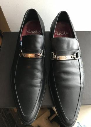 Туфли versus versace  р-40 (27-27,5 см)