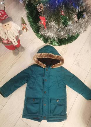 Зимняя куртка waikiki 2-3г