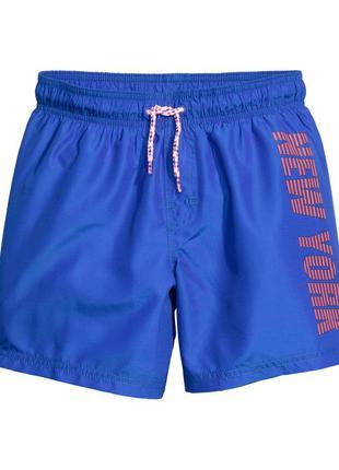 Пляжные шорты для парня-подростка рост 158-164см от h&m