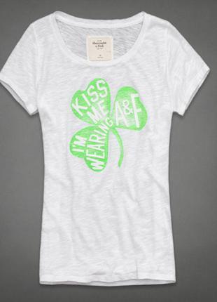 Abercombie&fitch футболка