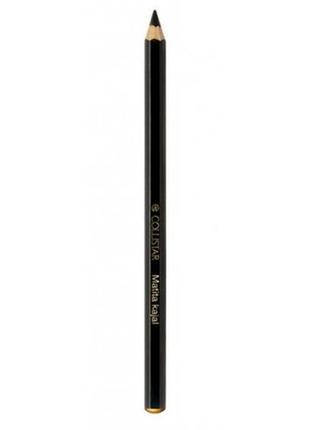 Каял карандаш для глаз collistar matita kajal pencil черный