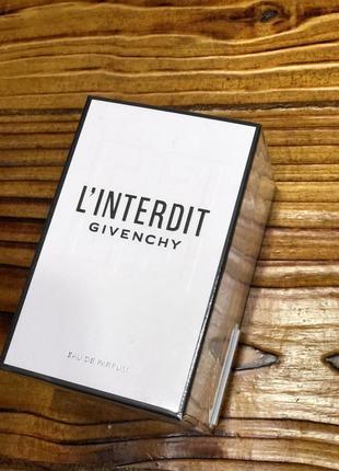 Givenchy l'interdit eau de parfum