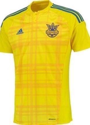Футбольная форма сборной украины основная, ярмоленко, чистая