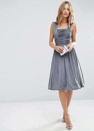 Платье вечернее, asos, xl-l