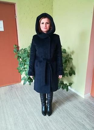 Модное зимнее пальто