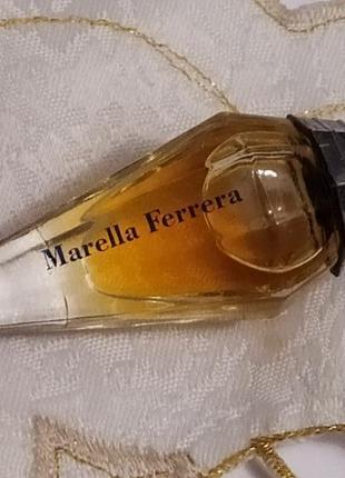 Редкая винтажная миниатюра marella ferrera