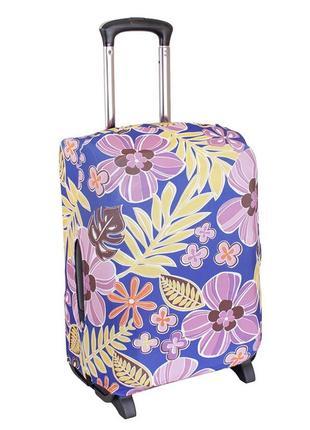 Защитный чехол для чемодана {м} бренд bon voyage by de esse